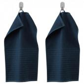ВОГШЁН Полотенце,темно-синий
