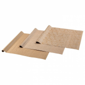 ГИВАНДЕ Рулон оберточной бумаги, естественный, белый, 3x0.7 м