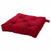 МАЛИНДА Подушка на стул,красный